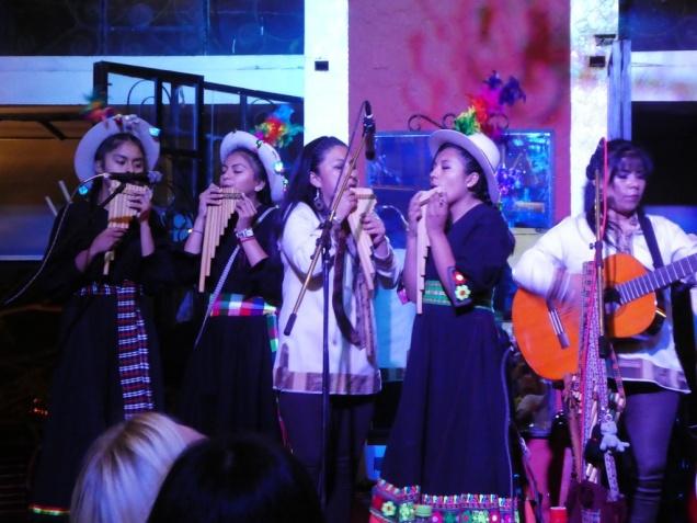 die Damengruppe der Masis
