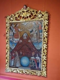 Kunstsammlung in der Casa Moneda