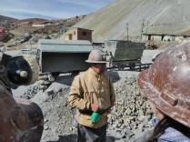 José erzählt uns über die Bergnaukooperativen