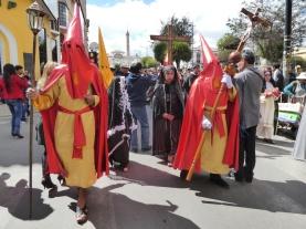 Prozession in der Karwoche