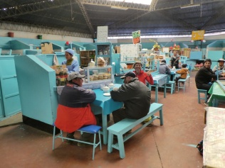 Im Mercado Chuquimia