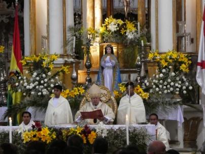 Ostergottesdienst in der Kathedrale