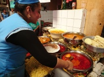 günstig Essen im Mercado Central