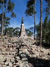 auf dem Cerro Churuquella