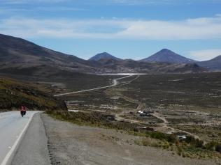 erster Blick auf den Cerro Rico