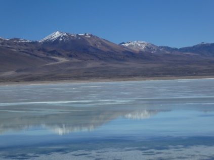 die Laguna Blanca