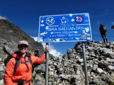 Am Salkantay Pass