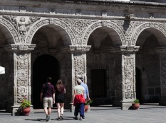 im Kloster La Compana