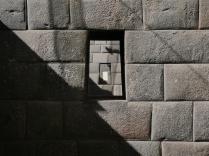 perfektes Inka-Mauerwerk