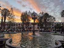 Arequipa - Plaza de Arma