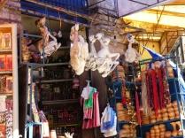 auf dem Hexenmarkt