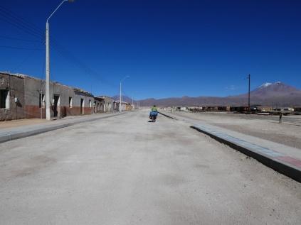 Ollague - ein sehr verlassener Grenzort