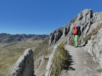am Pass Cacanan Punta 4750m