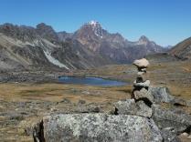 am Tapush-Pass 4750m