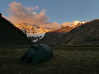 Camp Juahuacocha