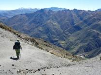 am Pocbapass 4850m