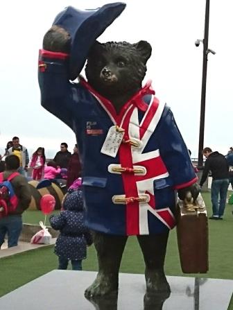 Paddington Bär, stammt laut der Geschichte aus den peruanischen Anden