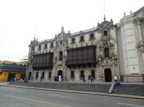 Palast des Erzbischofs