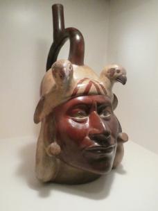 Prä-Inka-Keramik