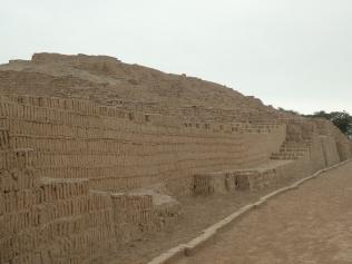 Adobe-Pyramide Huaca Pucllana