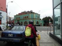 Radeln in Barranco
