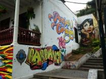 Streetart in Barranco