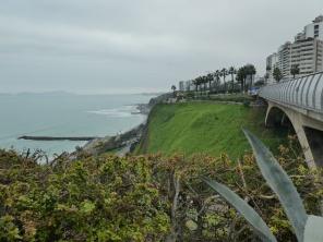 Steilküste vor Miraflores